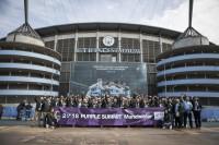 Nexen holds third purple summit in Manchester