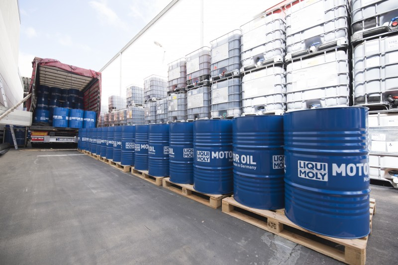 New UK warehouse for Liqui Moly