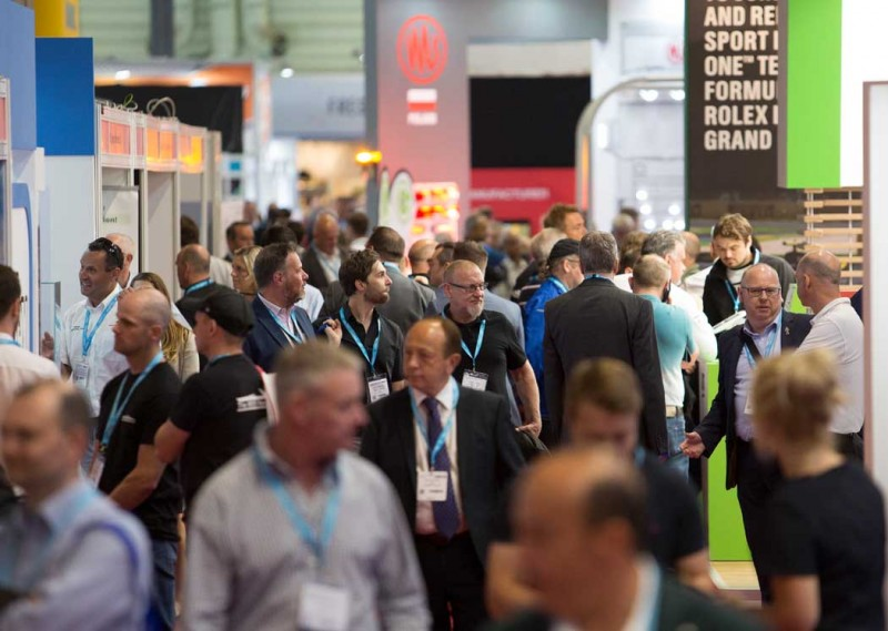 Automechanika Birmingham 2018 closes its doors until 2019