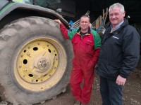 Bridgestone, Firestone agricultural products praised by Irish farmers after wet winter