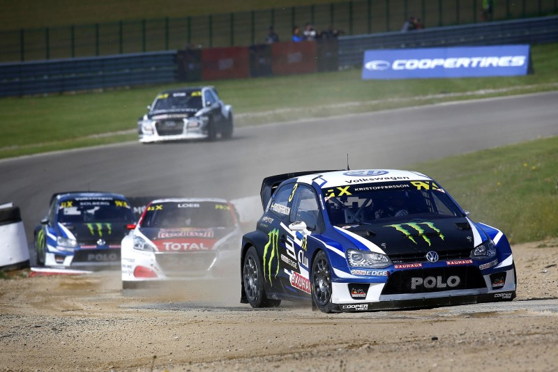 Cooper's UHP range is benefitting in several ways from its involvement in the World RX championship