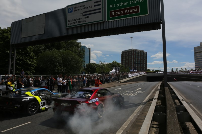Toyo Tires leads Midlands sponsorship rush for MotoFest Coventry 2018