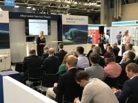 Wendy Williamson delivers keynote speech at Automechanika Birmingham