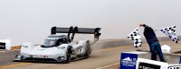 Dumas' Michelin-shod VW sets new Pikes Peak record