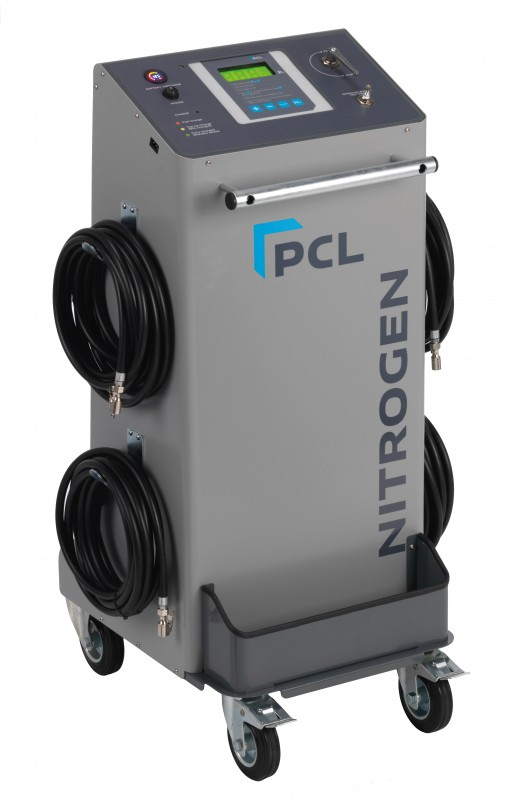 PCL launches new nitrogen generation and inflation range