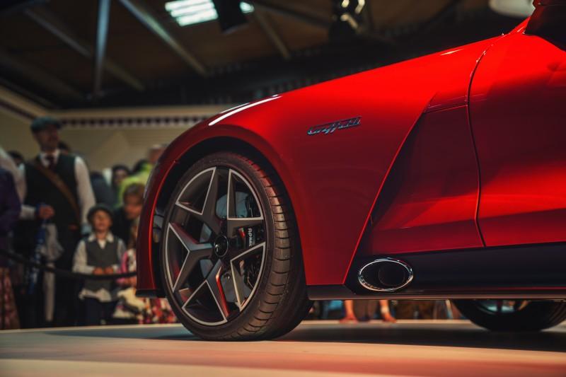 Motorsport helps to keep Avon innovating