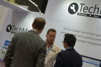 TechMan announces partnership at Automechanika Birmingham