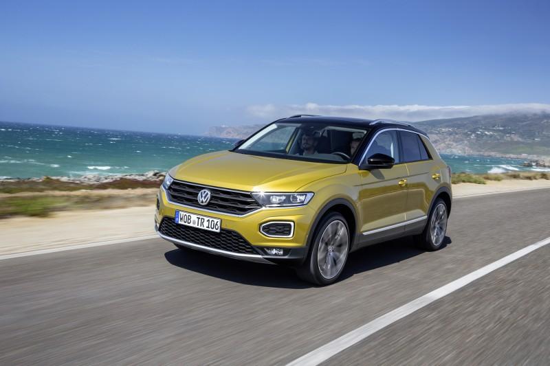 Three VW Group compact SUVs to run on GitiPremium SUV PX1