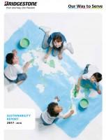 Bridgestone publishes 2017-18 Sustainability Report