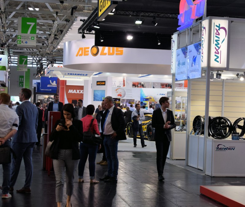 Tire Cologne organiser upbeat about debut show