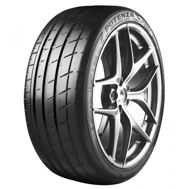 Ferrari chooses Bridgestone Potenza S007 runflat for Portofino convertible