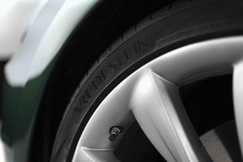 Vredestein supplies Ultrac Vorti tyres for custom-built Tesla Model S