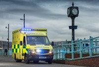Successful trial sees Wheely-Safe light TPMS installed on 90 Welsh ambulances