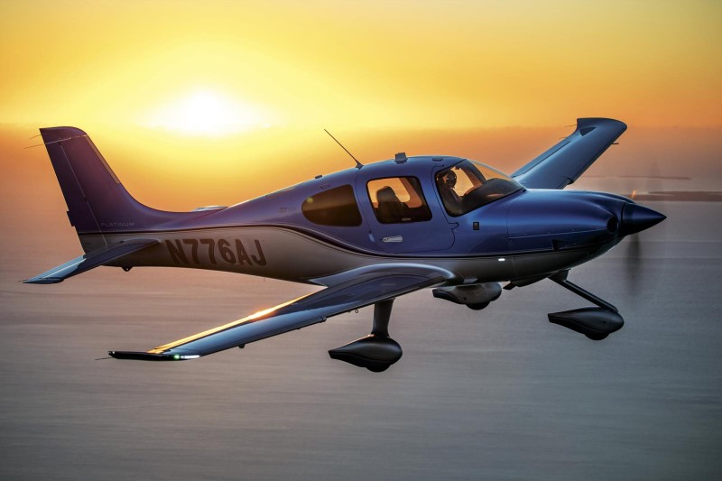 Michelin is supplying tyres for all Cirrus Aircraft planes