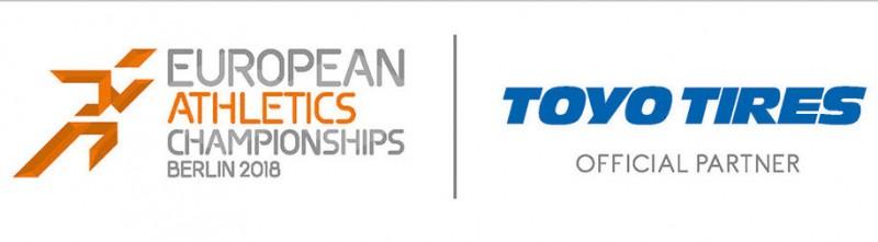 Toyo Tires sponsoring European Athletics Championships
