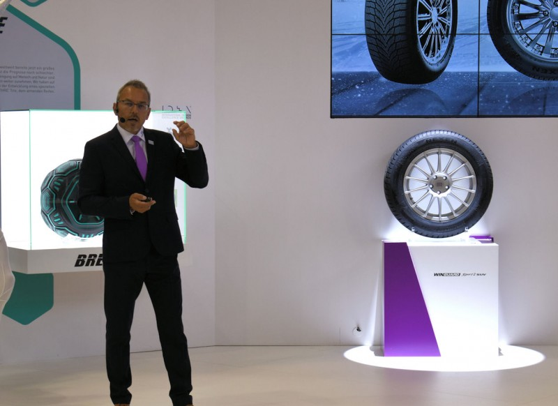 Two new Nexen tyres