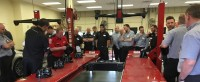 Largest Pro-Align training delegation heads West to Hunter HQ