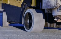 Camso takes the shock out of non-marking tyres