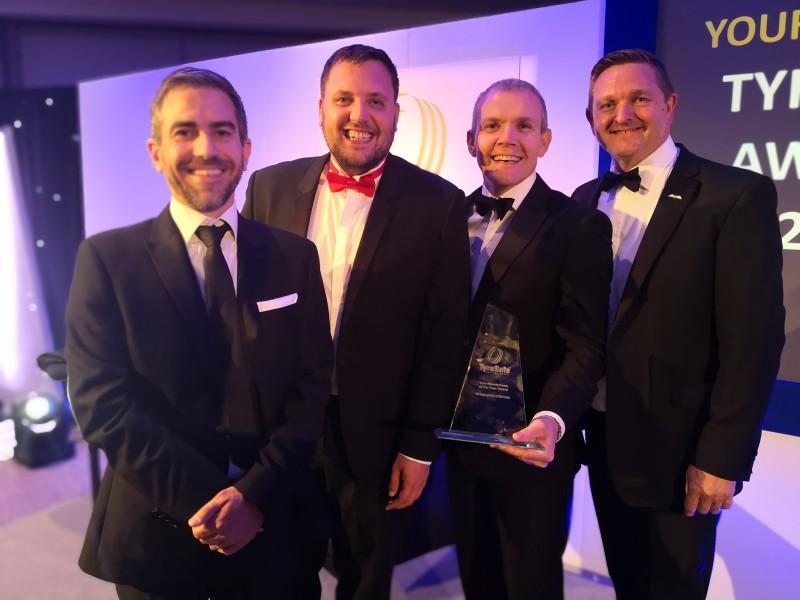 Bridgestone scoops TyreSafe Tyre Manufacturer of the Year award