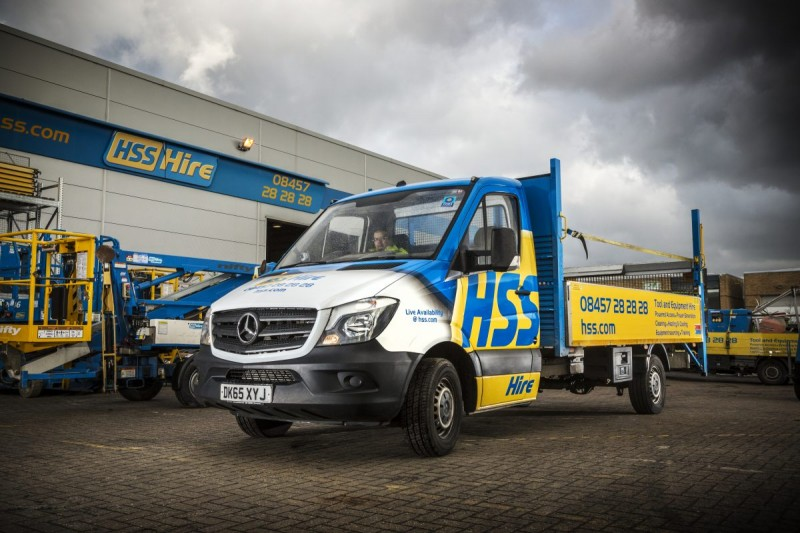 HSS Hire rolls out Michelin's Wheely-Safe Light system after trial demonstrates fuel savings