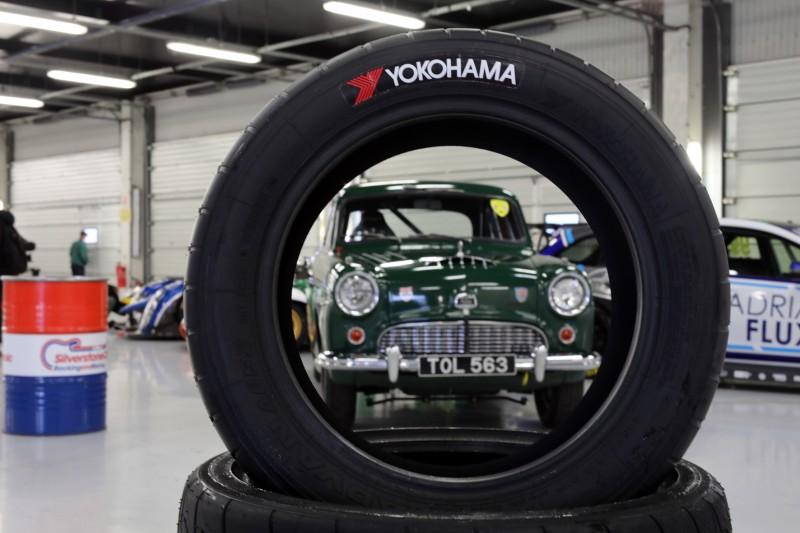 UK distributor to celebrate 30th anniversary at Yokohama-backed Silverstone Classic