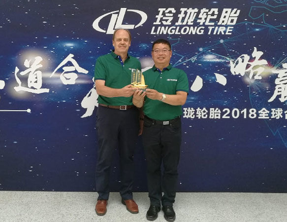 Cimcorp becomes Linglong's tyre plant automation partner