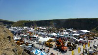 Construction, mining, earthmover tyres well-represented as Hillhead 2018 sets attendance record