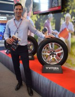 "Vitora tyre brand ""growing fast"""