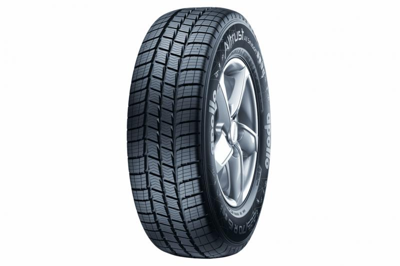 All-season tyres join Apollo Altrust family