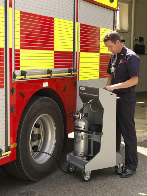 PCL makes bespoke inflation solution for emergency services
