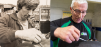 Is ATS Euromaster's Dave Mellett Britain's longest-serving tyre fitter?