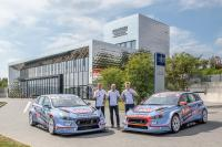 Two Hyundais for the Liqui Moly Team Engstler