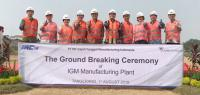IRC Tire: Work begins on JV motorcycle tyre plant