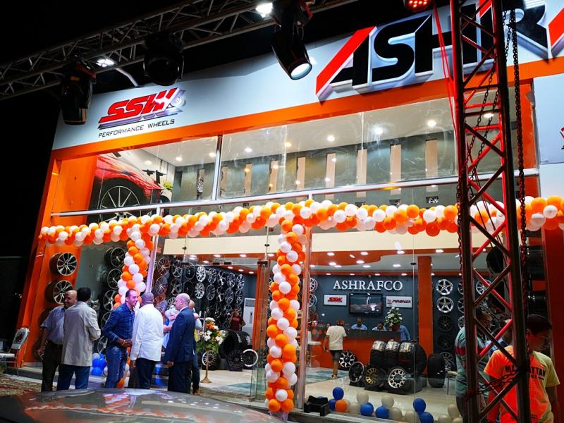 Firenza teams up with Ashfraco for Egypt tyre retail JV