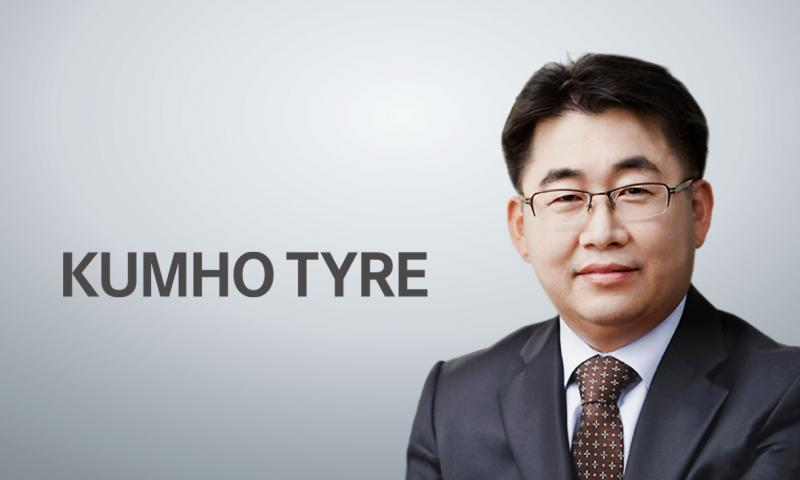 Kyungtai Ju appointed president of Kumho Tire Europe