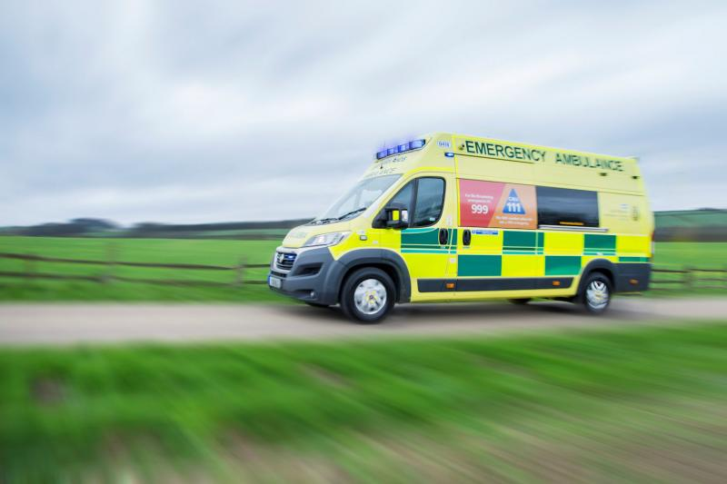 East Midlands ambulances to wear Michelin year-round tyres