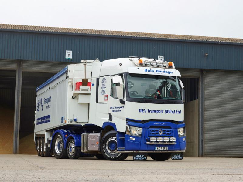M&N Transport adopts Michelin Effitrailer solution