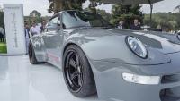 Gunter Werks chooses Pirelli for 993 transformation