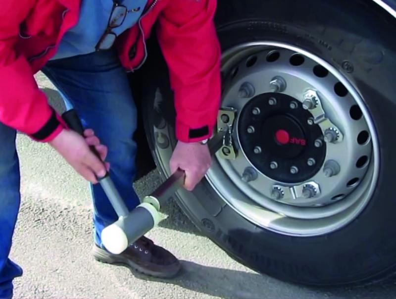 Safety Seal's commercial vehicle wheel products