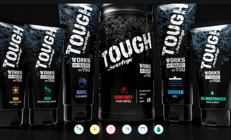 "Swarfega launches ""Tough"" gel"