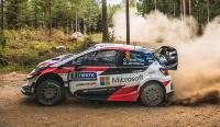 New Michelin WRC tyres debut at Rally Finland