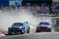 Manufacturers gain more time for World RX electric changeover