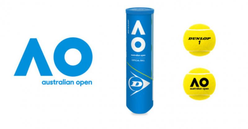 Sumitomo Rubber Industries becomes ball supplier to Australian Open