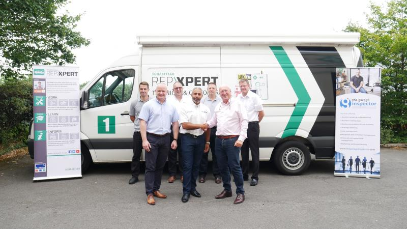 Schaeffler confirms 'The Garage Inspector' as first UK brand ambassador