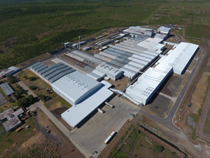 Sumitomo Rubber begins commercial tyre production in South Africa plant
