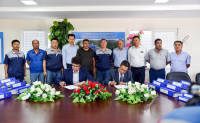 Linglong completes technical assistance to Uzbek tyre plant project