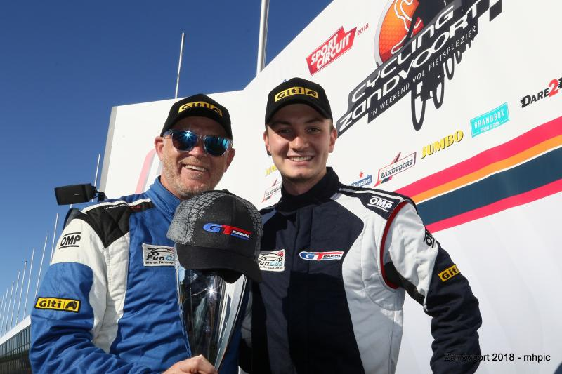 Giti Tire secures first VW Fun Cup UK podium finish at European event