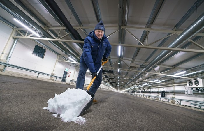 Test World opening indoor wet and dry asphalt test tracks