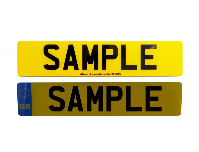 vPlate launched to meet strict new number plate legislation