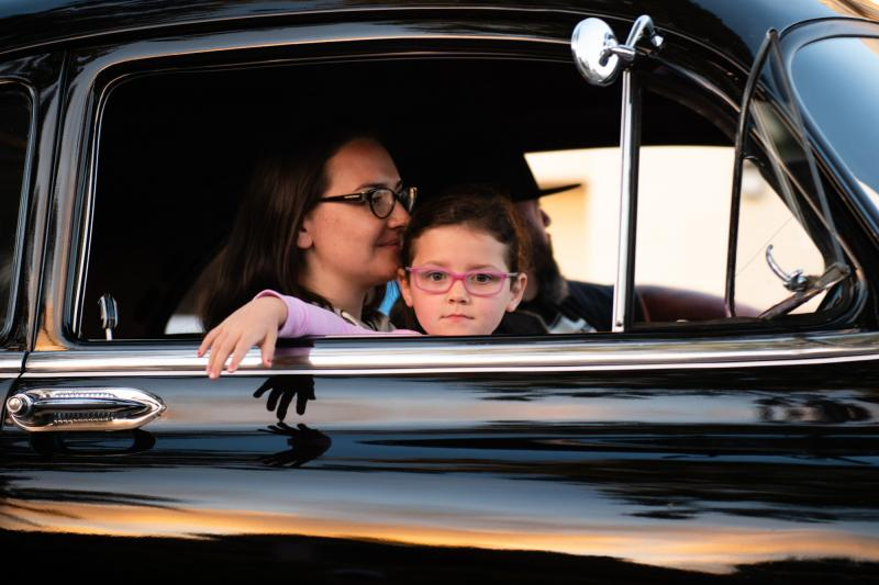 Survey reveals the – questionable – joys of family motoring
